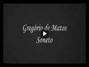 Soneto - Gregório de Matos