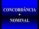 Língua Portuguesa - Concordância Nominal - Parte 1
