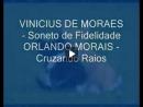 Soneto de Fidelidade - Vinícius de Moraes