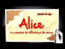 Alice e o Cosseno da Diferença de Arcos