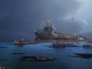 As Aventuras de Sammy - Poluição causada por derramamento de óleo