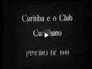 Curitiba e o Club Curitibano - 1949