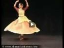 Dança Indiana - Kathak - Parte 2