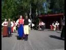 Dança Folclórica da Suécia