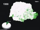 Desmatamento no Paraná - IBAMA