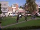 De Volta para o Futuro  1 - Praça central de Hill Valley em 1955 - Espaço Geográfico