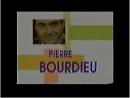 Entrevista Bourdieu - Parte 1