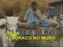 Índia: buraco no muro