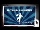 Média Aritmética - Desvio Padrão - Atleticano x Rio-Grandense