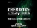 Química: Uma História Volátil - Episódio 2 - A Ordem dos Elementos - Parte 4