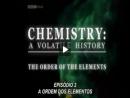 Química: Uma História Volátil - Episódio 2 - A Ordem dos Elementos - Parte 5