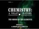 Química: Uma História Volátil - Episódio 2 - A Ordem dos Elementos - Parte 6