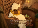 The Princess and the Frog - desire and need