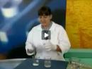 Reação Química - Ácido Sulfúrico com Açúcar