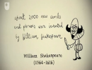 The Importance of Shakespeare for the English Language