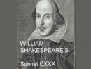 Soneto 130 de Shakespeare