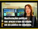 PDE - História: Manifestações Sociais