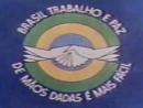 Propaganda institucional: governo Geisel - Trabalho e Paz