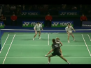 Badminton Technique - Forehand Clear
