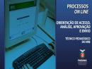 Processos On-line - Técnico Pedagógico do NRE