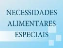 Necessidades Alimentares Especiais – Semana Pedagógica 2º semestre/ 2017