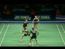 Badminton Technique - Forehand Smash
