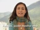 Captura de tela da introdução do Programa Habla America