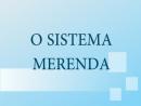 O Sistema Merenda – Semana Pedagógica 2º semestre/ 2017