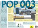POP 003 – Higienização de Instalações, Equipamentos, Móveis e Utensílios