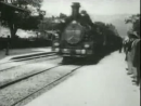 A Chegada do Trem na Estação - Irmãos Lumière