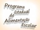 Programa Estadual de Alimentação Escolar