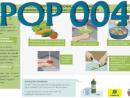 POP 004 – Higienização de Verduras, Legumes e Frutas