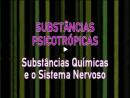 Substâncias Psicotrópicas