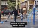 Sequestro de Criança - Experimento Social