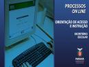 imagem do tutorial processos online secretário escolar