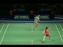 Badminton Techniques - Low Serve