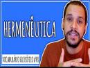 O que é hermenêutica? | Vocabulário Filosófico