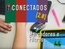 Organizar mensagens com marcadores e filtros