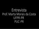 Entrevista Marta M. da Costa - parte 2