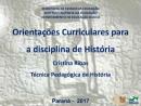 Programa de Aceleração de Estudos - História