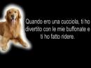 Lettera di un Cane al suo Padrone