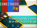 imagem do vídeo usando a agenda do google