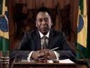 Weihnachtsansprache von Fußballminister Pelé