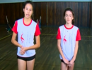 Por dentro da Escola - Esporte na Escola  - Eduarda e Lohana