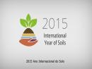 2015: Ano internacional dos Solos