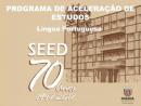 Programa de Aceleração de Estudos - Língua Portuguesa