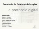 E-Protocolo Digital