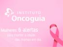 Câncer de mama - Alertas